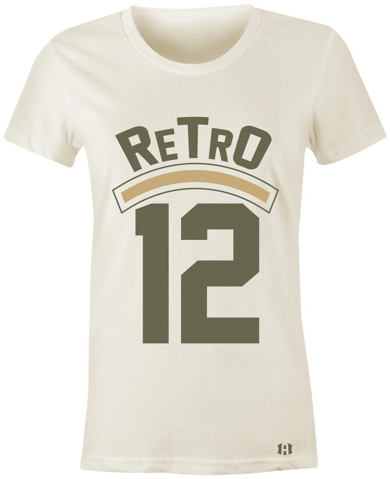 c2fe72d164b23c Retro 12 Juniors Women T-Shirt to Match Jordan 12