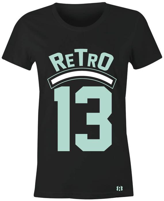 """/""""Retro 13/"""" T-Shirt to Match Retro /""""Hyper Royal/"""" 13/'s"""