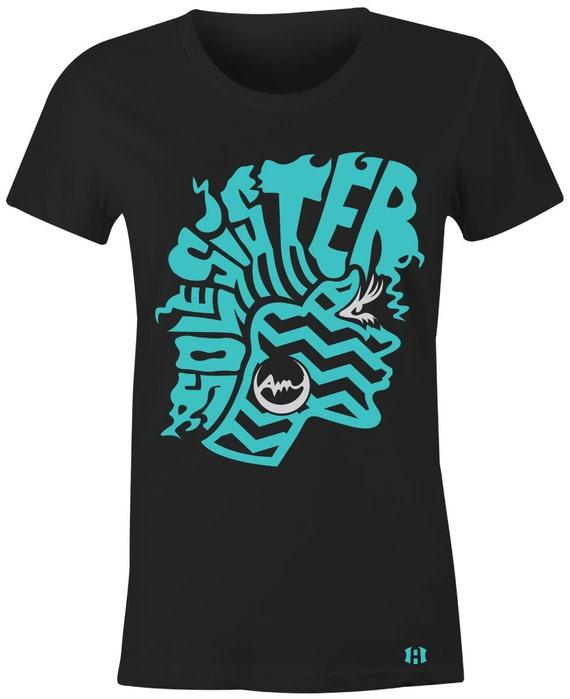 53b4a20ffc4467 Sole Sister 3 Juniors Women T-Shirt to Match Jordan 12