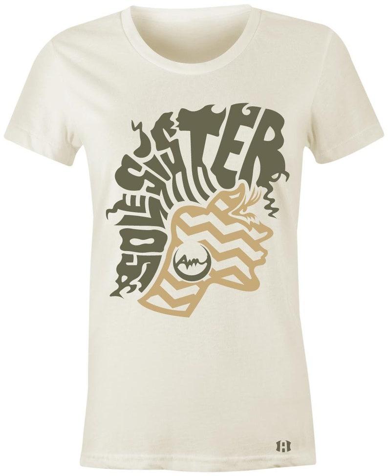 da7e07317b8310 Sole Sister 3 Fearless Juniors Women T-Shirt to