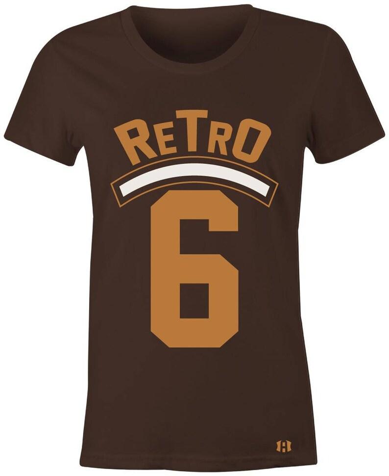 76035f1db62b0b Retro 6 Juniors Women T-Shirt to Match Jordan 6
