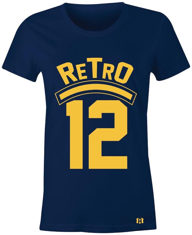 cea1e3d1f53 Retro 12 Juniors/Women T-Shirt to Match Jordan 12 | Etsy