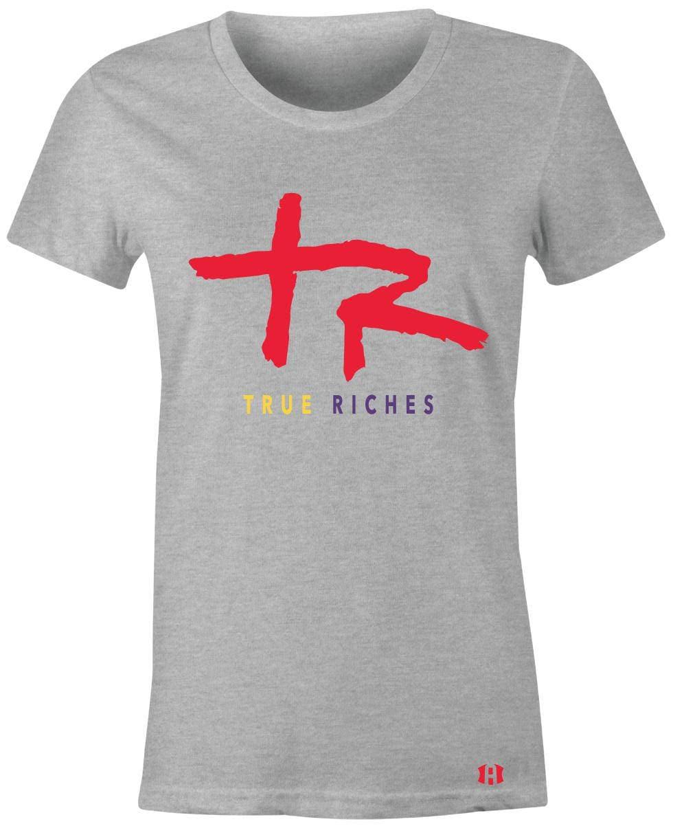 8e9960f452e7 True Riches Juniors Women T-Shirt to Match Jordan 10 Cool