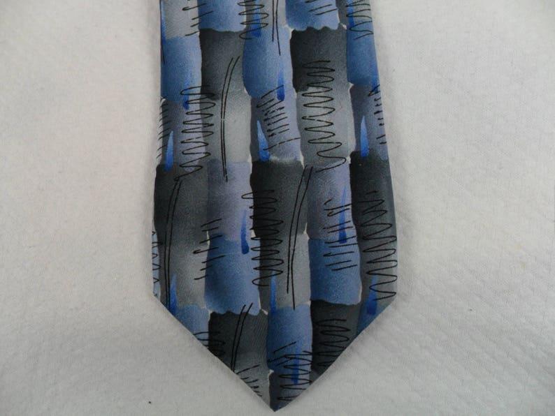 f751397a8de6 Vintage Jerry Garcia Tie Pure Silk Like a Twittering Machine | Etsy