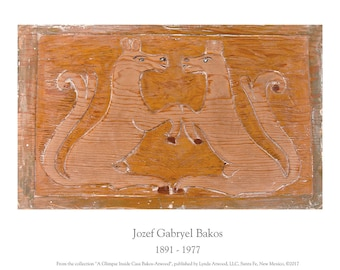 Bas Relief Carving  Print