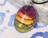 Dragon Egg Necklace with ...