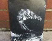 Painting by a Snake | Sna...