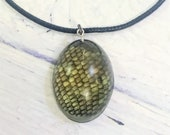 Dragon Egg Pendant made w...