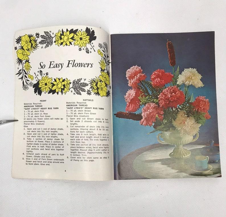 Aunt Lydia/'s Make It Booklet Vintage