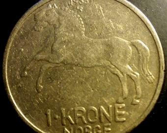 Antikes Pferd Münze Etsy