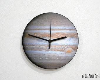 Planet Jupiter - Wall Clock