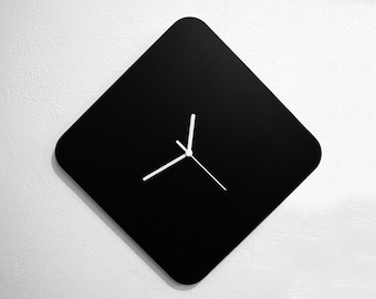 Simply Black - Wall Clock