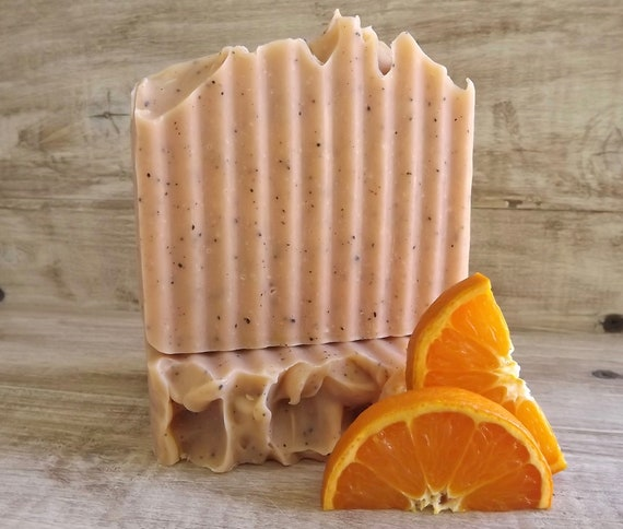 Orange Honey Ale Beer Soap/Beer Lover Soap Gift/Father's Day Gift/Beer Soap Gift/Groomsmen Gifts