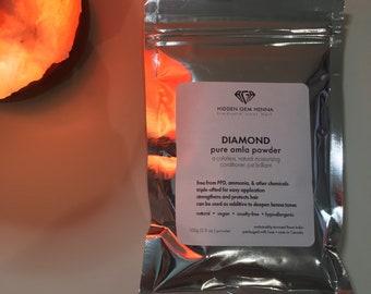 DIAMOND - Pure Amla Powder Natural Hair Conditioner 100g