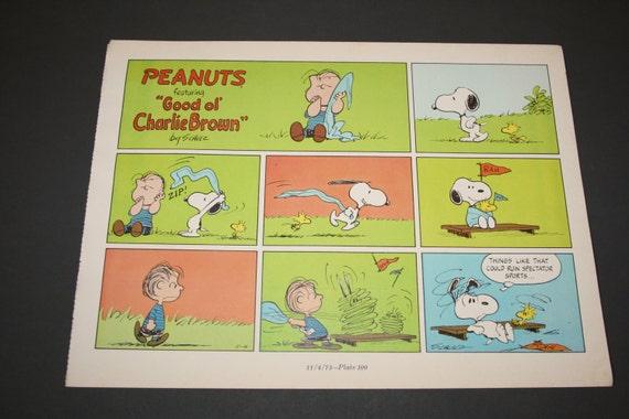 Schulz Home Art Wall no frame Snoopy Christmas Tree Peanuts Charles M