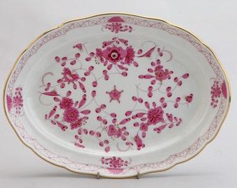 A Meissen Oval Platter, 1951-53