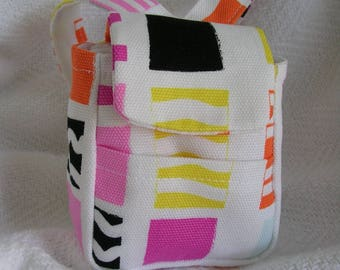 """Colorful Backpack for American Girl Doll and other 18"""" dolls"""