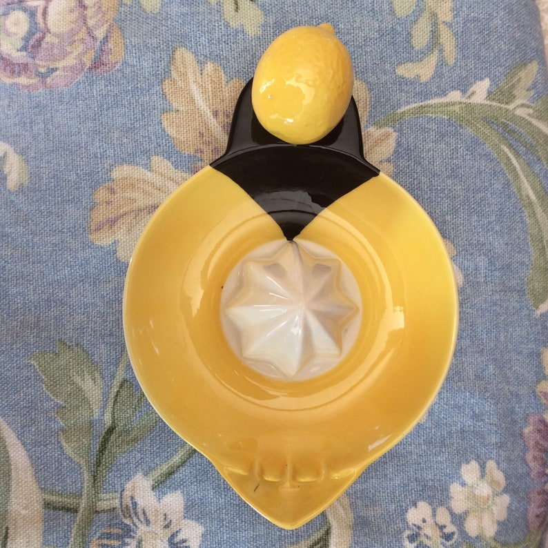 new concept 0bc39 8dc89 west german hummel geobel rare to find lemon squeezer juicer
