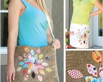 Indygo Junction Petal Blossom Bag Pattern