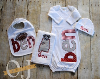 huge selection of 03412 9a63d Alabama baby   Etsy