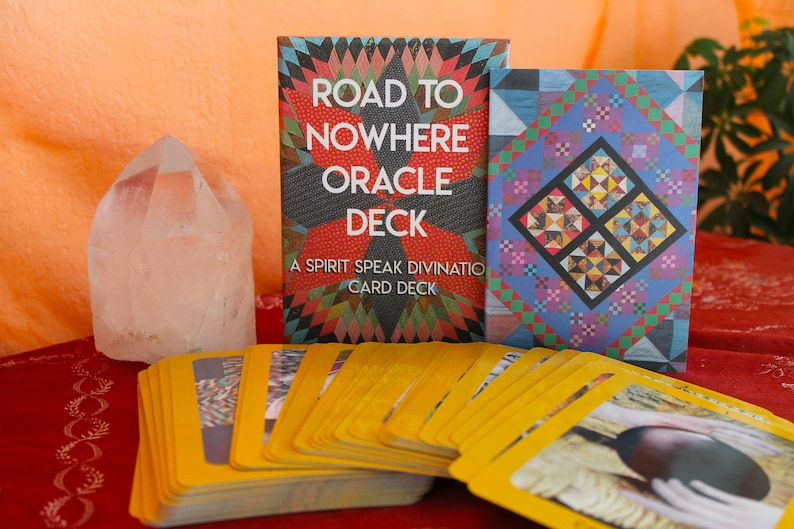 Road to Nowhere Oracle Deck image 0