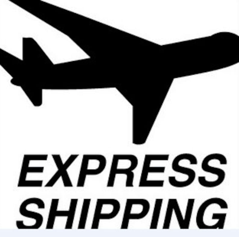 Express Shipping additional charges