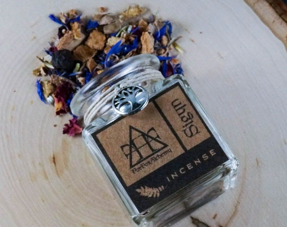 Sigyn Loose Incense Blend, Goddess of Fidelity and Devotion, Ritual Incense