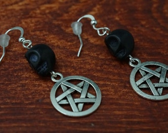 e1d1dd1f8 Momento Mori Earrings