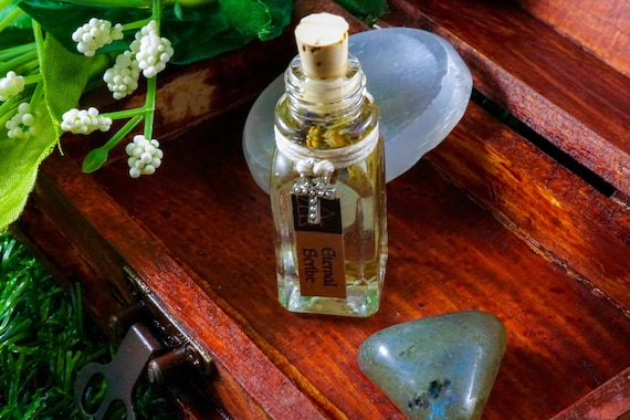 ETERNAL SCRIBE Ritual Oil for Thoth Egyptian God of Writing