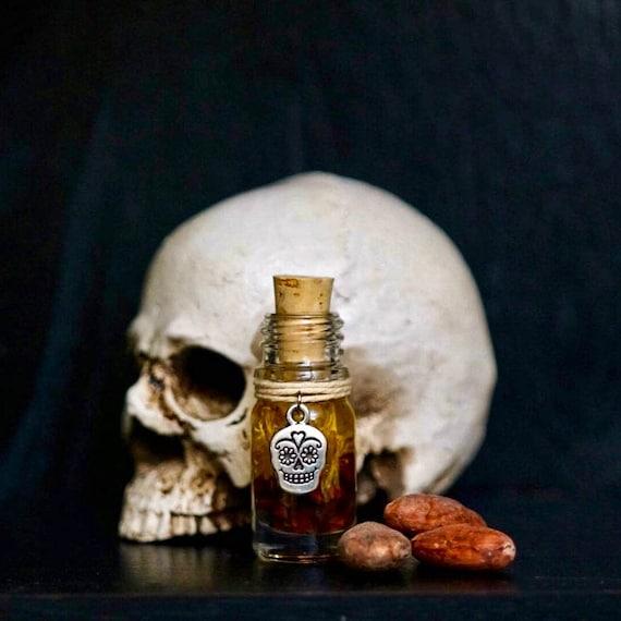 Dia De Los Muertos: Day of the Dead, Halloween, All Saints, Day, Samhain, Ritual Oil