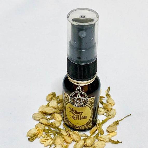 Silver Moon FireFoxAlchemy Perfume Spray, unisex perfume, organic perfume