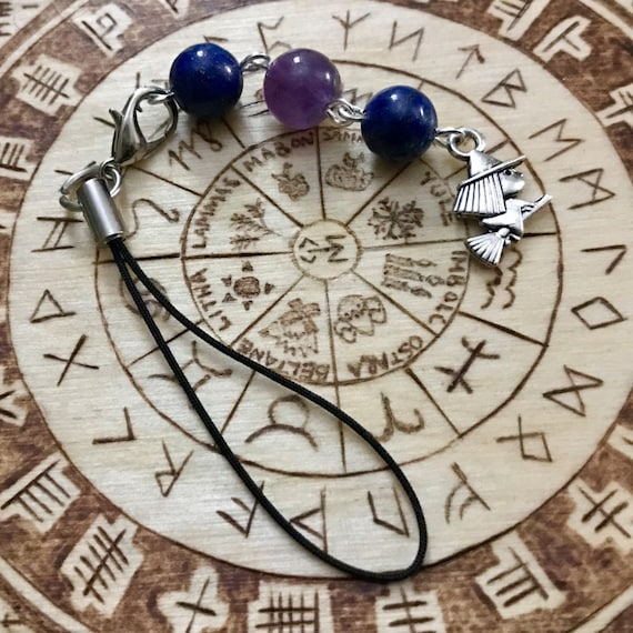 Astral Travel Protection Bag/Phone Charm