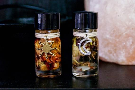 El Sol/La Luna Ritual Oils Choose Your Oil