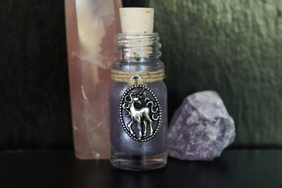 UNICORN SPIRIT™ Ritual Oil for Healing, Self Love, and Inner Stregth