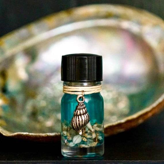 SEA WITCH: Ritual Oil for Water Magic, Mermaid Magic, Ritual Oil, Water Element