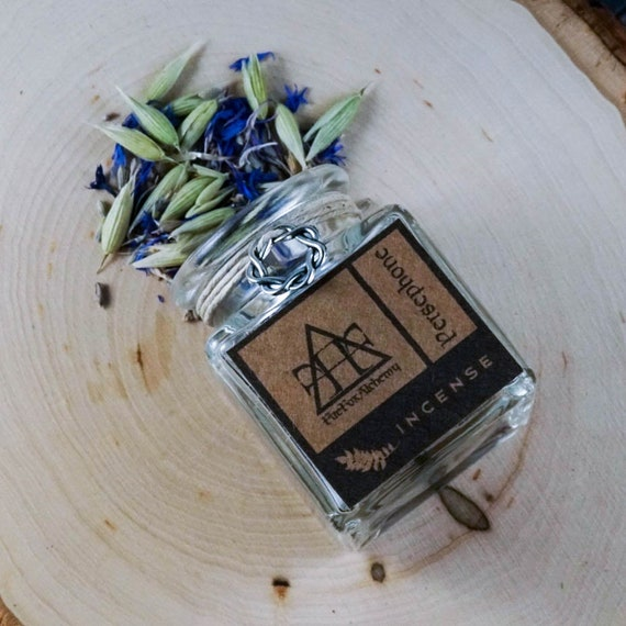 Persephone Loose Incense, Greek Goddess of Spring and Queen of the Underworld