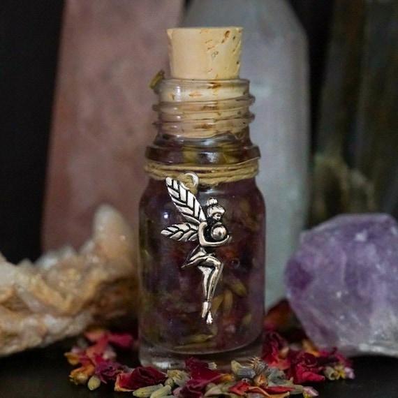 FAE FOLK™ FireFoxAlchemy Artisan Series Oil, fairy magic, fairy spells, ritual oil