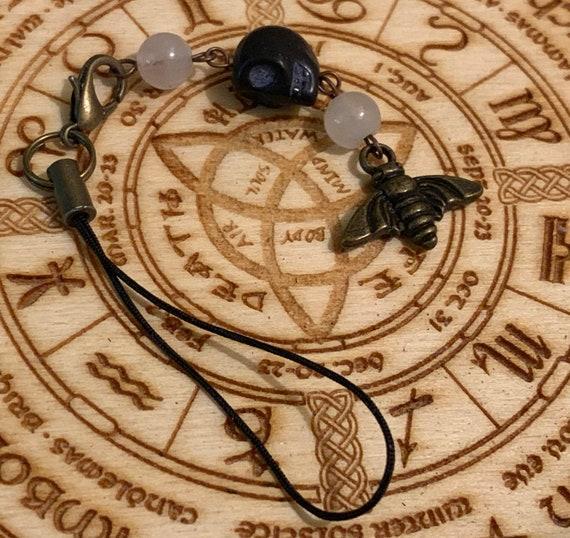 Cerridwen Devotional Bag/Phone Charm