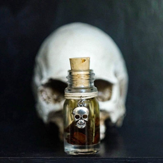 FOUR THIEVES™ FireFoxAlchemy Ritual Oil for Protection, Banishing, and Healing