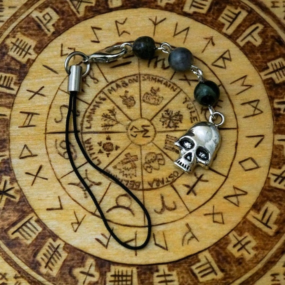 Hades Devotional Bag Charm
