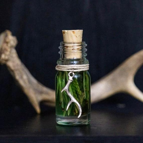 WYLD HUNT™ Ritual Oil for invoking The Wild Hunt, Odins Hunt, Herne The Hunter, Cernunnos
