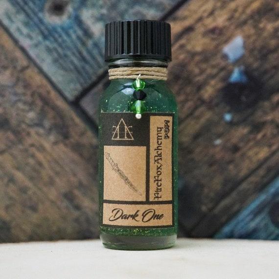 The Dark One Rumpelstiltskin Oil Blend FireFoxAlchemy POP™ Oils 1/2oz Bottle