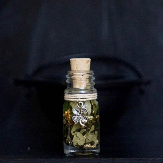FORTUNA Ritual Oil for Good Fortune