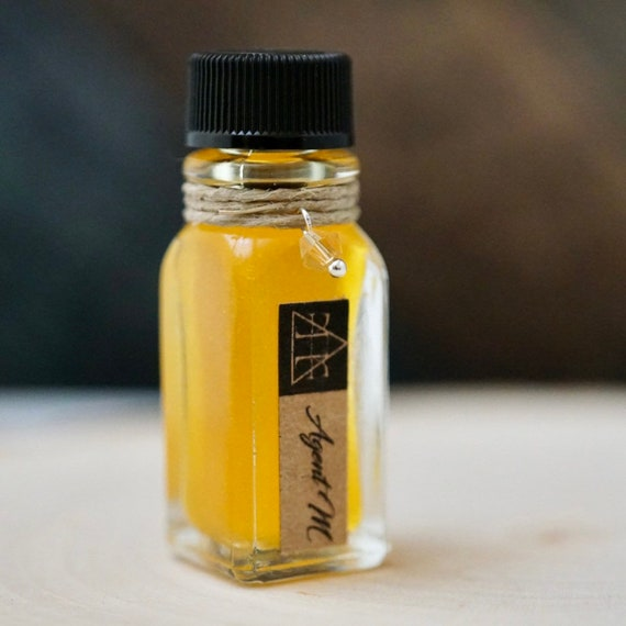 Agent M Mobius Oil Blend FireFoxAlchemy POP™ Oil
