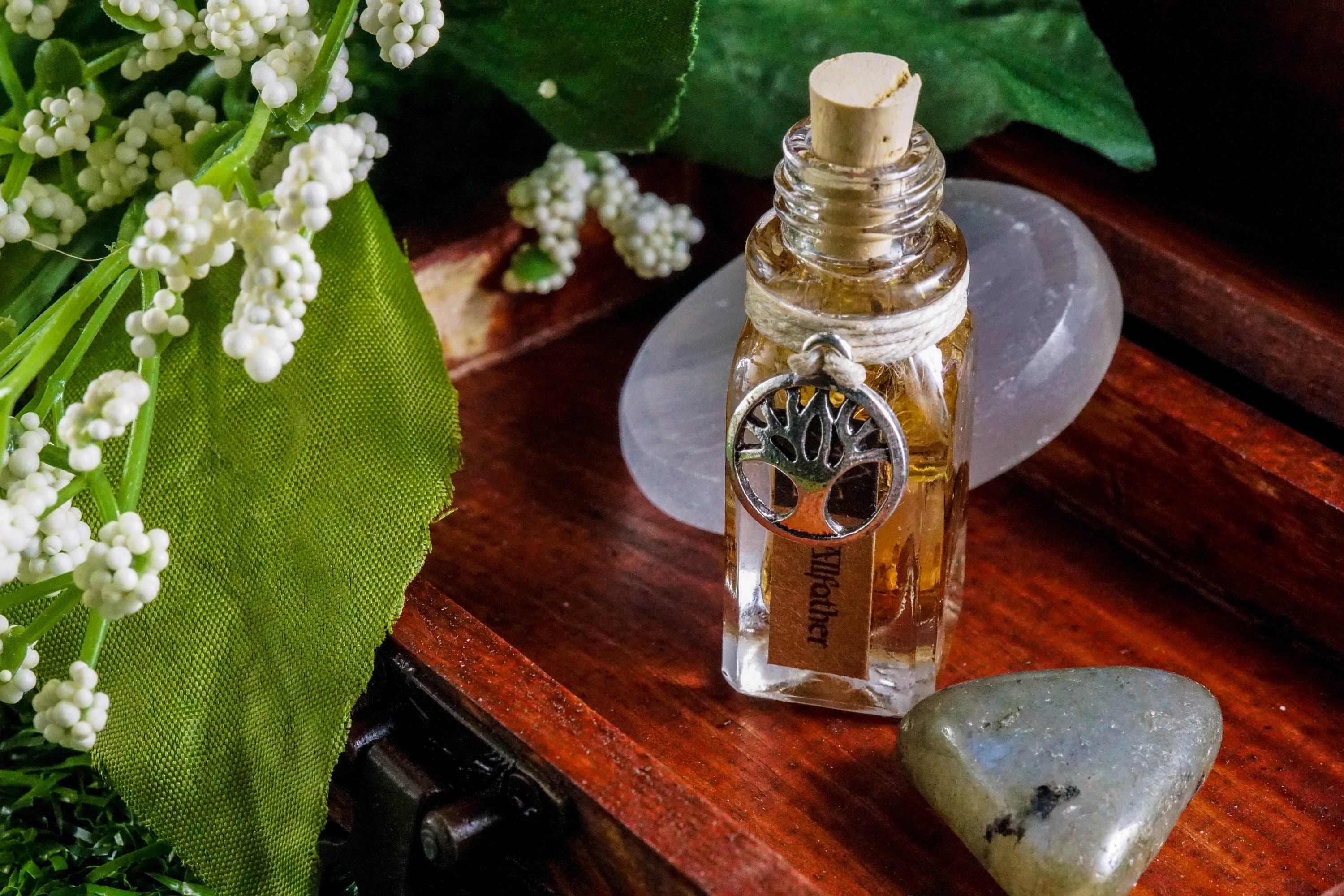 ALLFATHER: Ritual Oil for Odin, Norse King of the Gods, God of