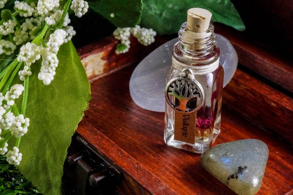 VALKYRIE: Ritual Oil for Freyja, Norse Goddess of Love, Sex, Fertility, Battle, and Death