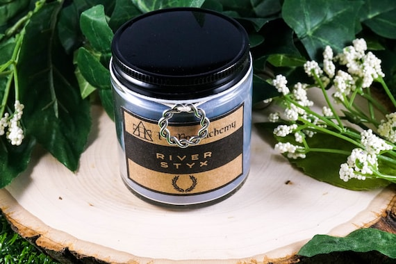 RIVER STYX Devotional Candle for Hades 4oz