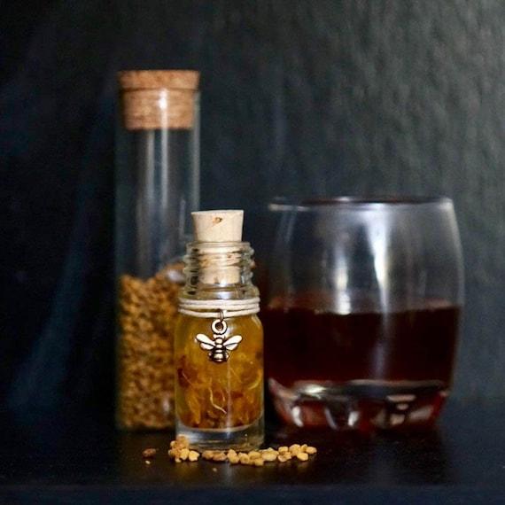 CREAMED HONEY™ FireFoxAlchemy Artisan Series Oil, Fairy Magic, Healing Magic, Ritual Oil