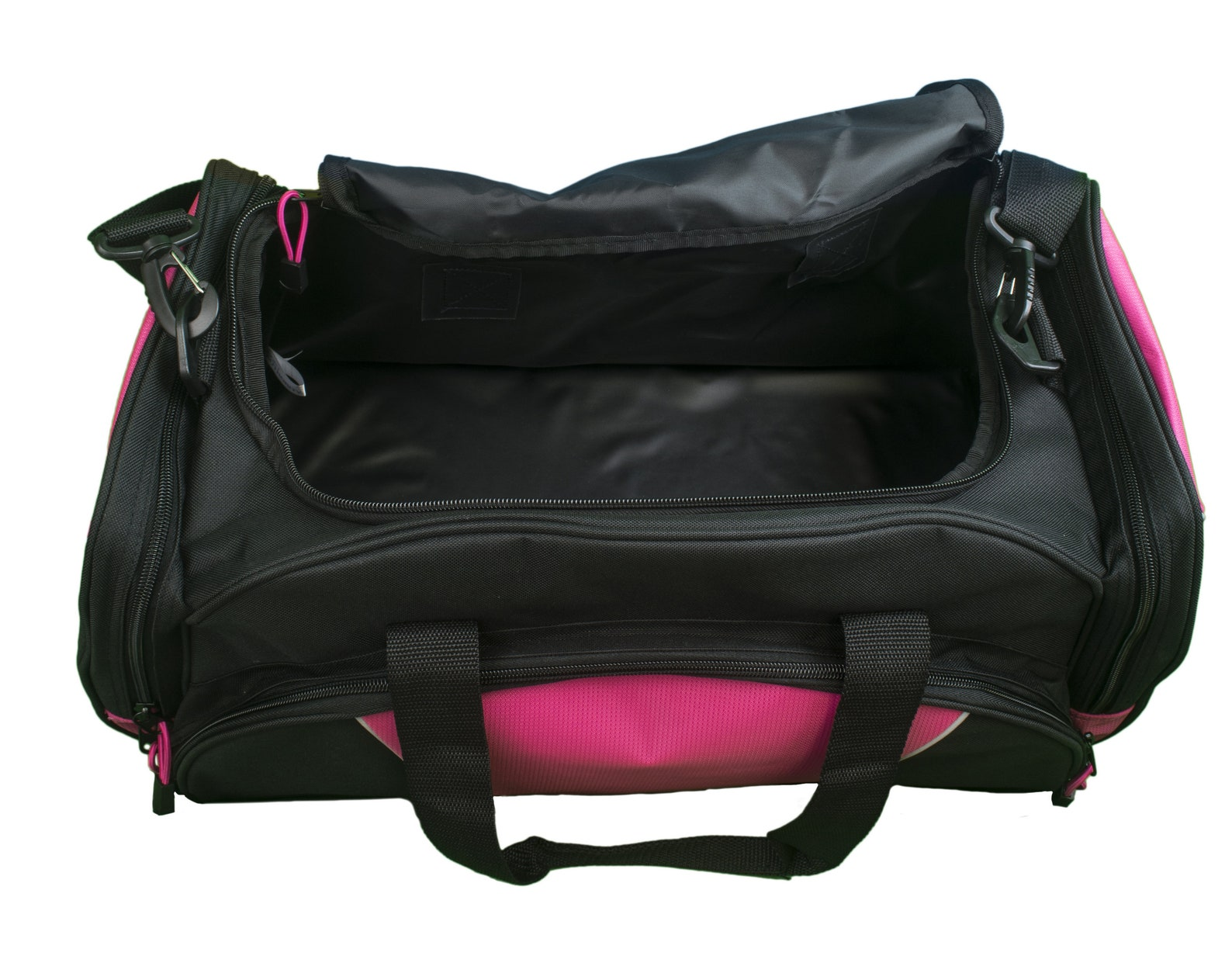 personalized ballet shoes metro gym sport duffel bag with free personalization & free shipping bg91