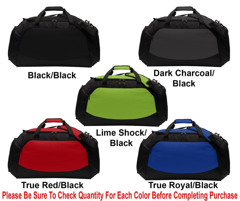 00535a4c9ce2 Personalized Hunting Gym Duffel Bag with FREE Personalization & FREE  SHIPPING BG802
